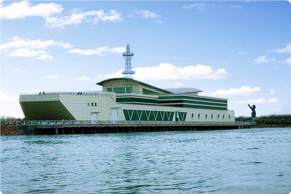 yabo亚博体育宁东能源重化工基地供水亚博电竞下载龙头泵站