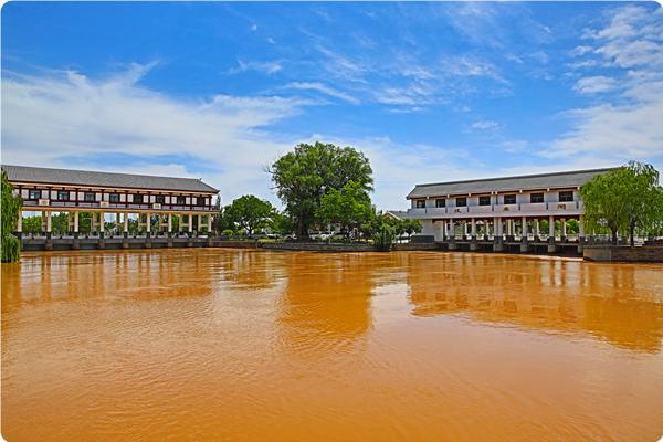 亚博vip2019青铜峡市中型病险水闸出险加固AG亚博唐正闸改造AG亚博