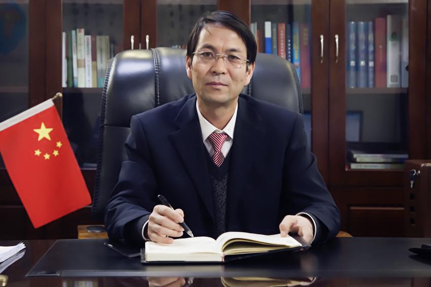 党委书记 杨永福