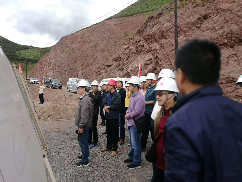 青海省平安区牙扎水库工程 顺利通过大坝蓄水安全鉴定