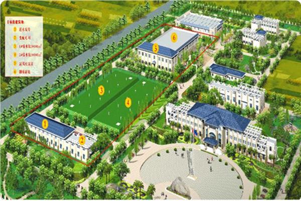 上海庙·红墩子净水厂
