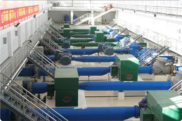 宁东供水项目净配水厂工程